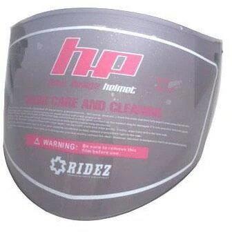 ヘルメット HPシールド ライトスモーク フリーサイズ RIDEZ(ライズ)