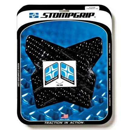 ゴールドウィング(GOLDWING)SC68 12〜14年 ストリートバイクキット ブラック STOMPGRIP(ストンプグリップ)