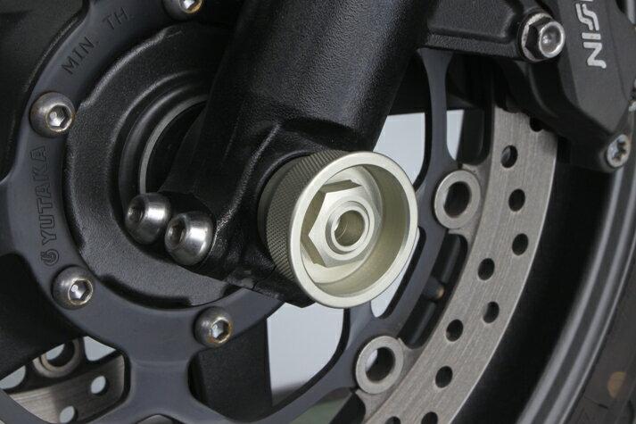 CB1300SF・SB(SC54) 耐久アクスルカップアタッチメント M14 ハードアルマイト TSR(テクニカルスポーツ)