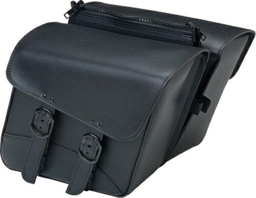 59588-00 ブラックジャック コンパクトスラント サドルバッグ Willie&Max(ウィリー&マックス)
