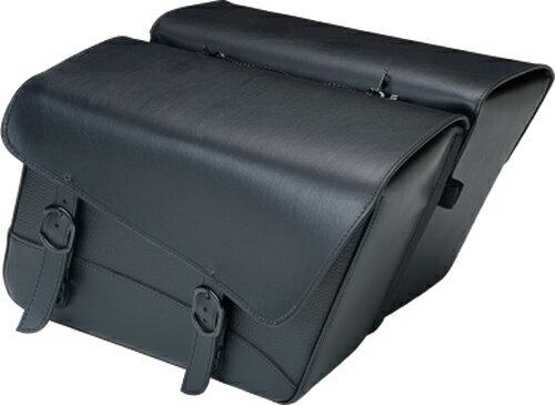 59589-00 ブラックジャック ラージスラント サドルバッグ Willie&Max(ウィリー&マックス)