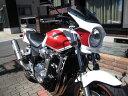 CB1300SF ビキニカウル DS-01 Typeエアロ スモークスクリーン(パールフェイドレスホワイト×キャンディーアラモアレッド)NH-341P/R-12...