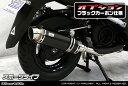 ロイヤルマフラー スポーツタイプ ブラックカーボン ウイルズウィン(WirusWin) アクシスZ(AXIS Z)2BJ-SED7J