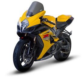 GSX-R1000(07〜08年) スクリーン スポーツツーリング スモーク (ポジションランプ付車両専用) ゼログラビティ(ZERO GRAVITY)