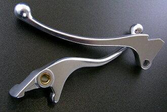 Alba BL-102-022-SL Alba BL-102-022-SL left lever silver Honda Joker 50 [96-98] clutch brake lever Joker 50 [96-98]