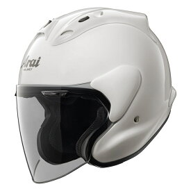 ARAI アライ MZ シロ 白 59-60 アライ ARAI バイク ヘルメット ジェット