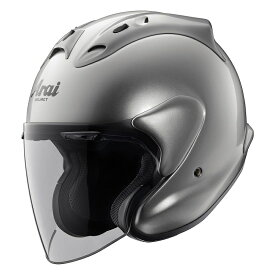 ARAI アライ MZ アルミナシルバー 57-58 アライ ARAI バイク ヘルメット ジェット