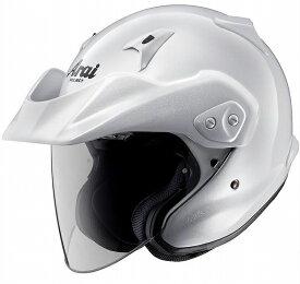 ARAI アライ CT-Z グラスホワイト 57-58 アライ ARAI バイク ヘルメット ジェット