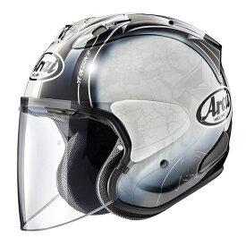 ARAI アライ VZ-RAM VZラム HARADA TOUR WHITE ハラダ・ツアー・白 ハラダ・ツアー・ホワイト 59-60 オープンフェイス ジェットヘル アライ ARAI バイク ヘルメット