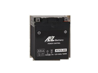 sumatodioderakkusubatteri AZ電池ATX7L-BS AZ MC電池液入再AZ電池atx7l-bs
