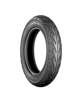 Bridgestone SCS00278 ML31 mohrus 80/100-10 46 J TL front motorcycle tire Bridgestone scs00278
