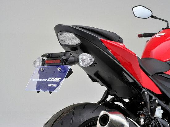 沒有DAYTONA 91823擋泥板的配套元件EDGE GSX-S750(17) bike-man