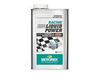 Daytona 97829 MOTOREX モトレックスエアフィルターレーシングバイオリキッドパワー 1L