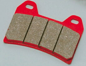 XR250 ブレーキパッド リヤ 赤パッド デイトナ 79782 XR250 年式:1995-2007