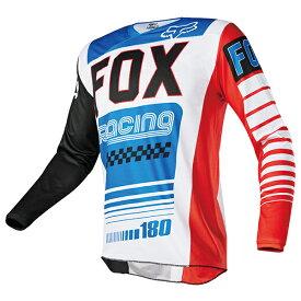 FOX 19001-149-XL 180 ジャージ ユース キッズ 19001 フィーンド SE ブルー/レッド YXL