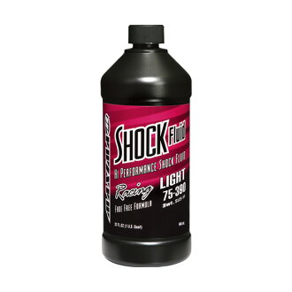 MAXIMA MX51-58901 ShockFluid 3wt 946ml(32oz)