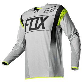 FOX フォックス 17440-006-XL フレックスエアー クローマ リミテッド ジャージ グレー XLサイズ 長袖Tシャツ ダートフリーク