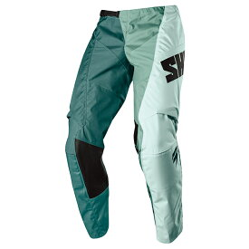 SHIFT シフト 19327-176-30 ホワイトレーベル ターマック パンツ 2018 ティール 30インチ ズボン ダートフリーク