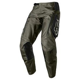 FOX フォックス 24395-099-30 MX20 リージョン LT オフロード パンツ 2020 オリーブグリーン 30インチ ズボン ダートフリーク