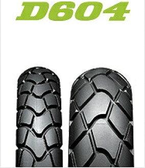 Dunlop D604 DUNLOP 236655 bubolo 120/80-18 M 62 p rear WT motorcycle tyres Dunlop DUNLOP motorcycle tire