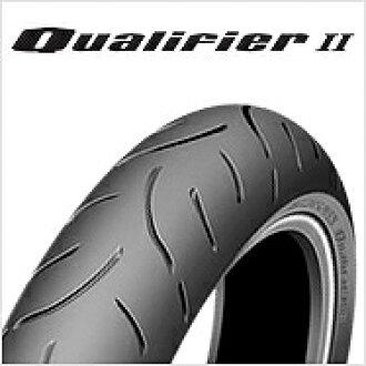 Dunlop DUNLOP 283083 Qualifire2 qualifier 120 / 70ZR17M? (58W) TL front motorcycle tire Dunlop DUNLOP motorcycle tires.