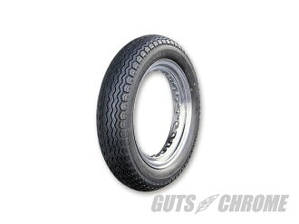 DURO 1100-3000 HF-302 DURO tire 5.10 - 16 inch guts chrome 1100-3000