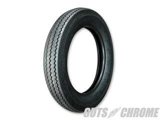 SHINKO Shinko 1150110 H.D.S classic tyres 5.00 - 16 black guts chrome 1150110
