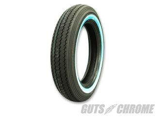 SHINKO Shinko 1150111 H.D.S classic tyres 5.00 - 16 whitewall guts chrome 1150111