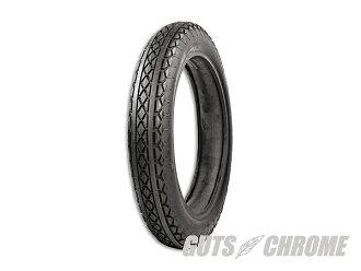 焦化装置轮胎 72895 可卡犬钻石 4.00 X 19 英寸黑色胆量铬 72895