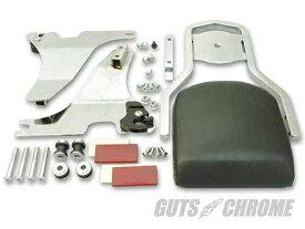 GUTS CHROME ガッツ クローム 9200-0001 デタッチャブル・バックレストキット 04年以降XL用 ガッツ クローム 9200-0001