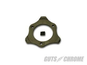 KH Engineering MK-065 S & S E for cabs mushroom air horn adaptor guts chrome MK-065