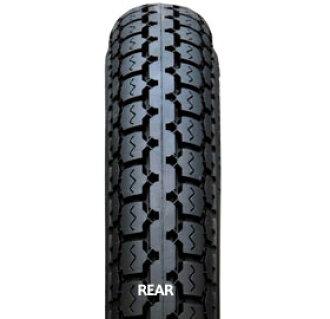 IRC wells on rubber 12144 W NR 6 2.75-14 6PR WT rear bike tire IRC wells on rubber motorcycle tires