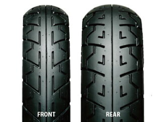 IRC wells on rubber 302210 RS-310 100 / 90-16 m/c 54H TL front motorcycle tire IRC wells on rubber 302210