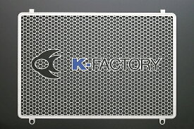 Kファクトリー ケイファクトリー K-FACTORY ラジエターコアガード Aタイプ ZRX1100/1200 -'09 103CZAA059Z