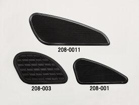 キジマ kijima 208-001 ニーグリップパット 180×85mm ブラック 左右セット キジマ 208-001