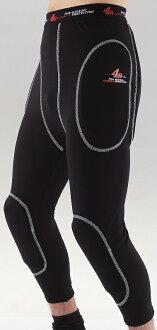 Kijima SA kijima FR-133403 4R protector Relieve inner pants long black M size kijima kijima FR-133403