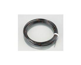 キタコ 0900-755-00202 純正色タイプハーネス AVS0.5/2m 許容電力110W/12V (黒) キタコ 0900-755-00202