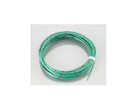 キタコ 0900-755-00203 純正色タイプハーネス AVS0.5/2m 許容電力110W/12V (緑) キタコ 0900-755-00203