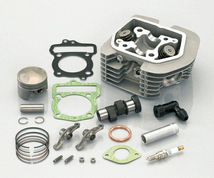 キタコ 221-1413701 SE-PROヘッドキット 100cc 鍛造ピストン仕様 APE100 XR100モタード キタコ 221-1413701