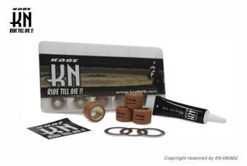 KN企画 20151215 ウエイトローラーセット (20×15) スターターキット (アドレスV125)