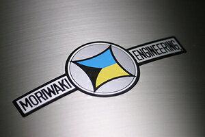 モリワキ 800-802-0500 耐熱トレードマークステッカー