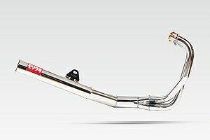 モリワキ 01810-411A1-00 ワンピース ショート管 エキゾーストマフラー ステンレス マフラー CB750
