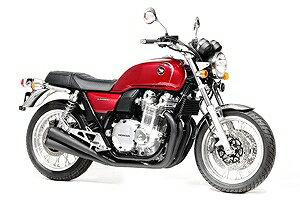 モリワキ 01810-H01G1-R0 RC FOUR エキゾーストマフラー ブラックエディション マフラー CB1100/CB1100EX
