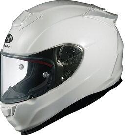 OGK KABUTO RT-33 ホワイト ヘルメット フルフェイス サイズ:Sサイズ