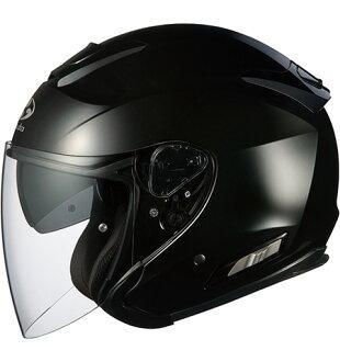 OGK KABUTO ASAGI Asagi Black metallic helmet Jet size l size OGK ASAGI Asagi