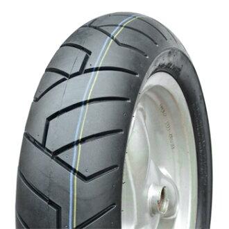 VeeRubber 勇敢的 VRM119C 摩托车轮胎 130 / 70-12 56 L 无内胎格鲁姆格罗姆 /MAJESTY125 陛下 125
