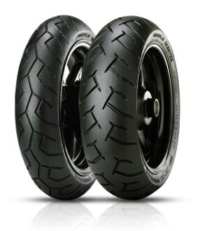 Pirelli 1430900 PIRELLI Diablo scooter DIABLO SCOOTER front 120 / 70 R 14 inch m/c 55H tubeless tires
