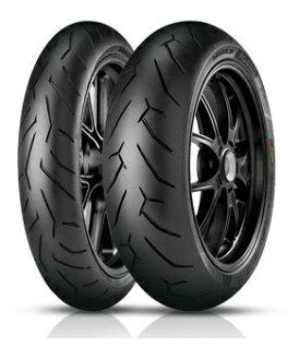 Pirelli 2055400 PIRELLI Diablo Rosso II DIABLO ROSSO 140 / 70 R 17 inch m/c 66 h tubeless tyres Pirelli 2055400
