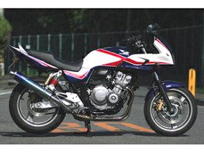 08-CB400SFREVONC42マフラーARIAチタンタイプCカールエンド504-SO-001-01リアライズ08-CB400SFREVONC42マフラー