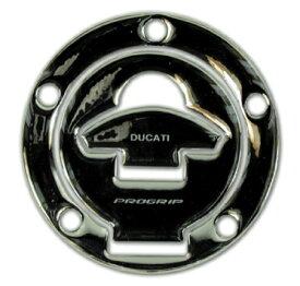 PROGRIP プログリップ PG5030CDU ガスキャップカバー 5穴 ドゥカティ用 カーボン ラフ&ロード